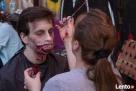 Halloween-Charakteryzacja, Bodypainting, Wizaż