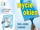 Mycie okien i witryn szklanych Otwock