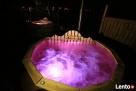 Gorące beczki banie ruskie Hot Tub jacuzzi LED - 7