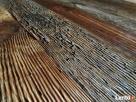 Blaty drewniane ze starego drewna Stare deski Loft Stół - 2
