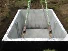 Solidne szambo na ścieki deszczówkę szczelne szamba zbiornik
