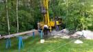 Studnie głębinowe, wiercenie studni - 1