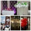 balony LED na wesele - dowóz na całym Śląsku - 4