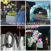 balony LED na wesele - dowóz na całym Śląsku - 3