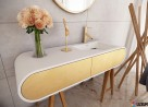 Kompozyty solid surface Corian Staron Krion - blaty umywalki - 1