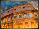 Obrazy, Zabytek w Rzymie, Canvas, Obrazy na płótnie, sklep - 3
