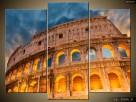 Obrazy, Zabytek w Rzymie, Canvas, Obrazy na płótnie, sklep - 7