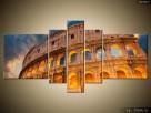 Obrazy, Zabytek w Rzymie, Canvas, Obrazy na płótnie, sklep - 2
