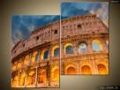 Obrazy, Zabytek w Rzymie, Canvas, Obrazy na płótnie, sklep - 5