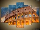 Obrazy, Zabytek w Rzymie, Canvas, Obrazy na płótnie, sklep - 4