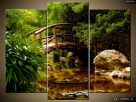 Japoński Ogród, OBRAZY, płótno Canvas, pomysł na prezent - 8