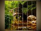 Japoński Ogród, OBRAZY, płótno Canvas, pomysł na prezent - 6