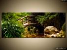 Japoński Ogród, OBRAZY, płótno Canvas, pomysł na prezent - 7