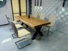 Stół dębowy drewniany,do jadalni,restauracji.lokalu,gastrono