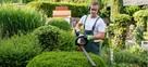 Praca, pracownik fizyczny, ogrody, systemy nawadniania