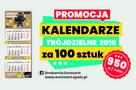 Kalendarze trójdzielne na 2019 r. w ofercie promocyjnej!