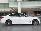 AUto do ślubu na wesele Limuzyna BMW G30 biały Lublin