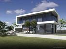 projekt nowoczesnego domu energooszczędny PS-CB-100-20G2