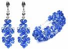 Biżuteria Ślubna Swarovski i srebro - 8