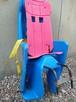 Fotelik dla dzicka na rower