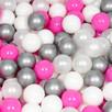 Wysyłka lub odbiór osobisty Suchy basen z piłeczkami kulkami - 6