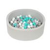 Wysyłka lub odbiór osobisty Suchy basen z piłeczkami kulkami - 3
