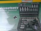 Zestaw narzędzi 94 elementy MANNESMANN