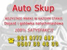 SKUP AUT POZNAŃ RED CAR Gotówka