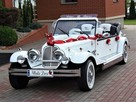 Zabytkowe samochody RETRO Auta do ślubu Kabriolety Limuzyny