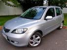 Mazda 2, 1.6 EXCLUSIVE 100KM, 2003 r. - 2
