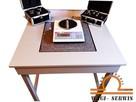 Stół laboratoryjny antywibracyjny do wag laboratoryjnych