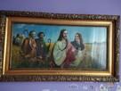 obraz stary jezus z uczniami