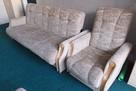 Tapczan i fotele