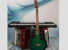Lekcje nauki gry-gitara, akordeon, keyboard-Portal Muzyczny. - 3