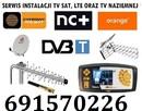 PODWIESZANIE TV ,USTAWIENIE MONTAŻ SERWIS TV-SAT, DVB-T