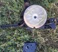 silniczek klap nadmuchu 30zł OPEL ASTRA G II 2 - 6