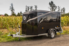 Debon Przyczepa CARGO 1300 furgon bagażowa do quadów motorów - 5