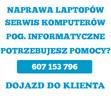 Pogotowie Informatyczne Serwis Komputerów Usługi IT Dojazd