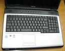 Duży Laptop TOSHIBA L350 17 DUAL CORE T2390/DDR2 3GB/250GB - 3