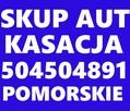 Skup Aut Złomowanie Kasacja Gdańsk t.504504891 Trójmiasto - 2