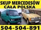 Skup Aut Złomowanie Kasacja Gdańsk t.504504891 Trójmiasto - 3