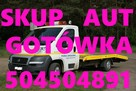 Skup Aut Złomowanie Kasacja Gdańsk t.504504891 Trójmiasto - 4