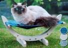 Hamak dla kota legowisko kocie mebelki 3 kolory - 1