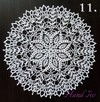 Serwety szydełkowe, rękodzieło (Hand Iw) - 13
