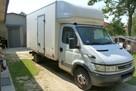 Iveco Daily 35C12 HPI biały kontener schodki, auto sprawne - 2