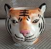 Aromaterapia Świeca zapachowa głowa tygrysa koci pyszczek