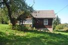 Drewniany domek koło Jasła miejscowość Łaski - 3