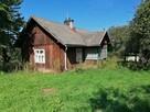 Drewniany domek koło Jasła miejscowość Łaski - 9