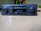 Radio samochodowe Unisef tc-25M Japan vintage oldtimer