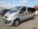 Usługi transportowe - WYNAJEM Renault Trafic 9-osobowy